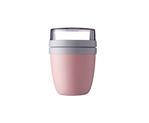 Mepal Lunchpot Ellipse, Nordic pink, 500