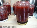 Low Carb Marmeladen Rezept