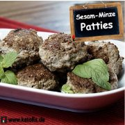 Low Carb High Fat Patties