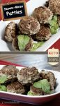 Low-Carb Patties braten ketofix
