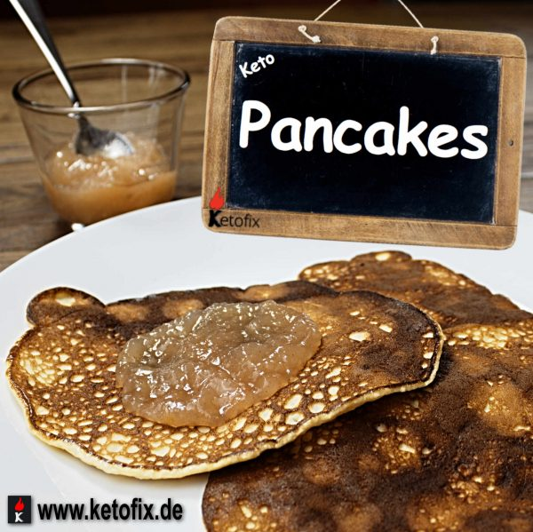 keto pancakes low carb pfannkuchen rezept ketofix. Black Bedroom Furniture Sets. Home Design Ideas
