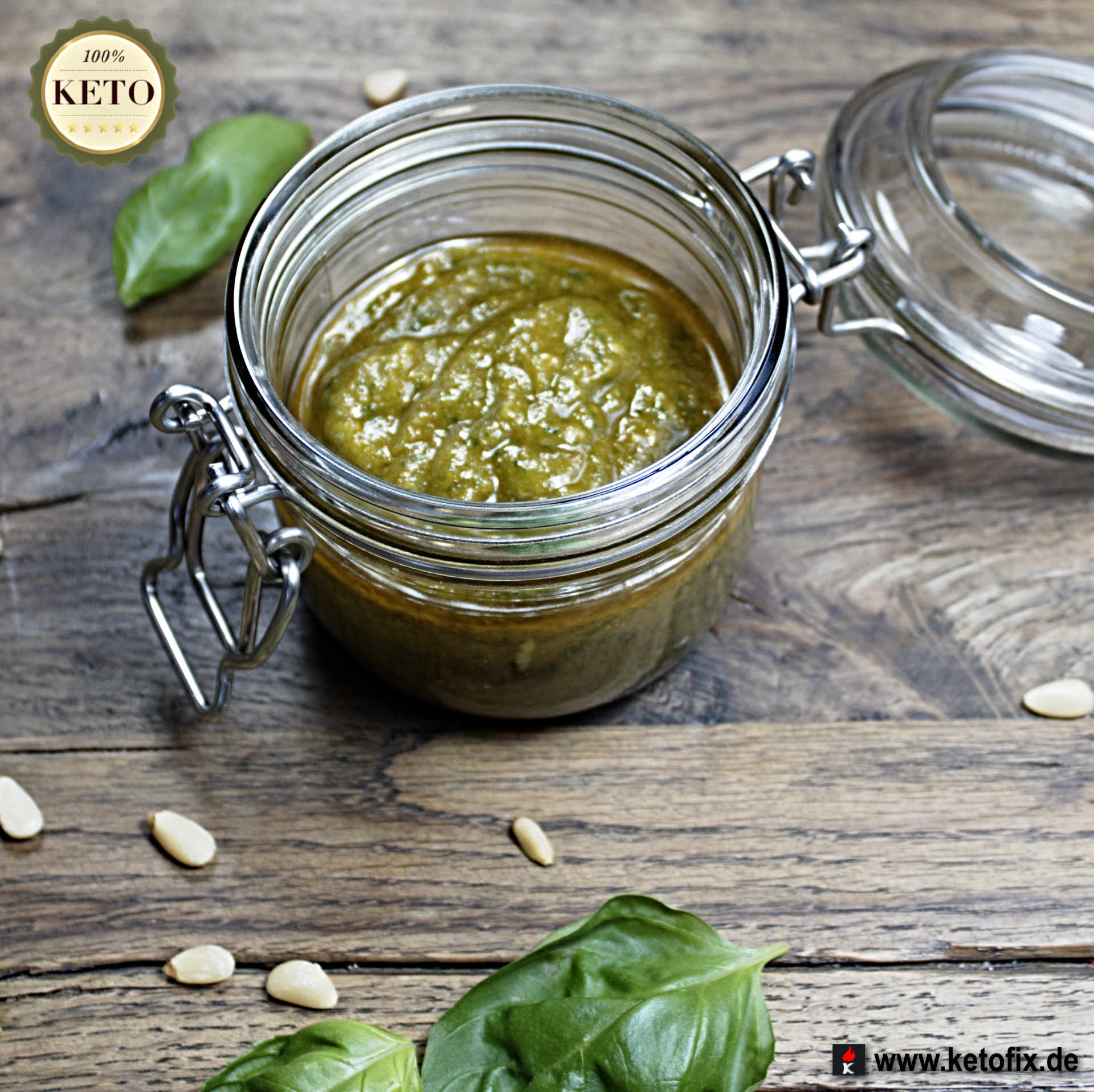 Pesto Rezepte Low Carb