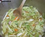 Ketogene Low Carb Asia Suppe