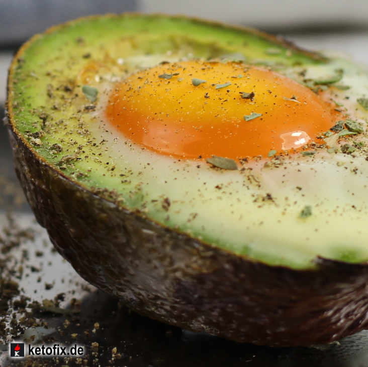 Low Carb High Fat Avocado Eier Rezepte