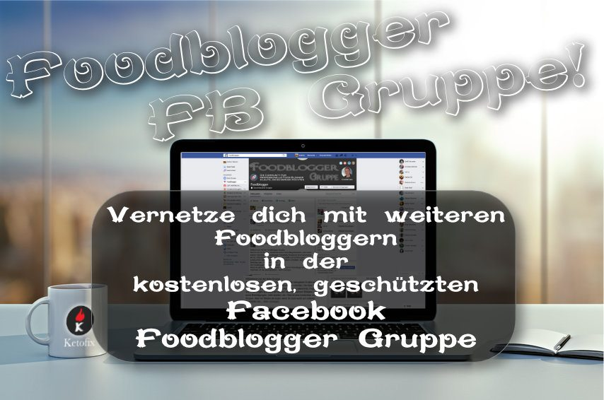 Facebook Food-Blogger Gruppe