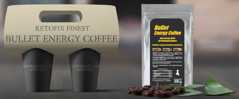 bulletproof coffee rezept kaffee keto fr hst ck ketofix. Black Bedroom Furniture Sets. Home Design Ideas